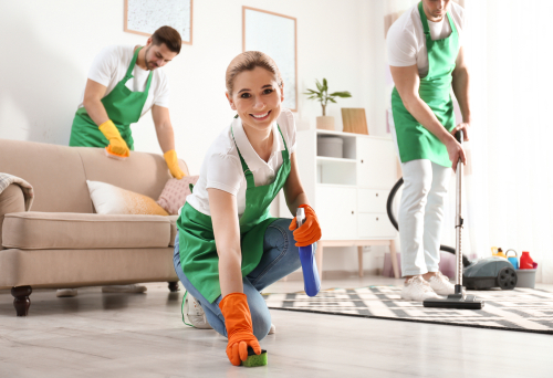 Is Hiring Professional Cleaning Services Right For You?